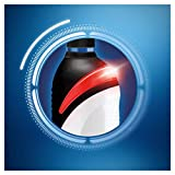 Oral-B PRO 2 2500 Elektrische Zahnbürste mit visueller Andruckkontrolle und Premium Reise-Etui, schwarz