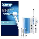 Oral-B WaterJet Reinigungssystem Munddusche, mit 4 WaterJet Aufsteckdüsen