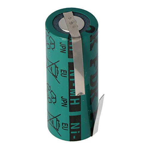 AccuCell NiMH 2150mAh 4/5A, 43x17mm...