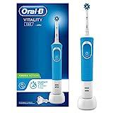 Oral-B Vitality 100 CrossAction Elektrische Zahnbürste Powered By Braun, blau