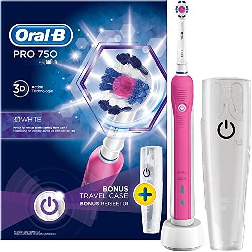 Oral-B Pro 7503DWhite Erwachsene...