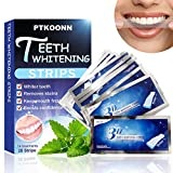 Bleaching Stripes,White Stripes,Zahnaufhellung Zahn Bleaching Strips,no-slip technology für Weiße Zähne Weisser Machen Zahn Teeth Whitening 28 pcs