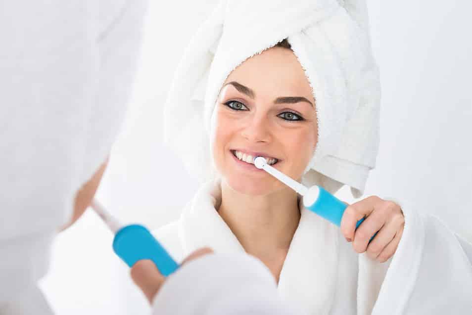 Ist die elektrische Zahnbürste besser für sensible Zähne